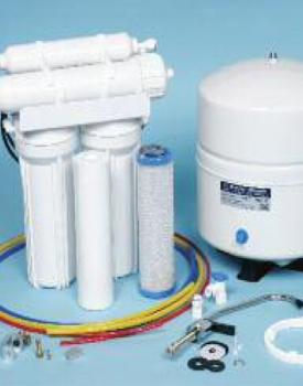 Super Flow Reverse Osmosis Water System